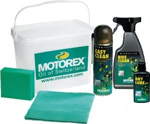 Σετ καθαρισμού - Bike Cleaning Kit