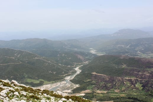Στην κορυφογραμμή της Βαράσοβας