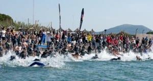 Triathlon Sprint Distance 29/04 ... Ενθουσιασμός και θετική ενέργεια στην παραλία του Σχινιά!