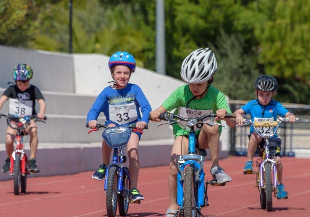 CGS Kids Triathlon: Οι μικροί μας ήρωες στην γραμμή εκκίνησης ενός ξεχωριστού αγώνα