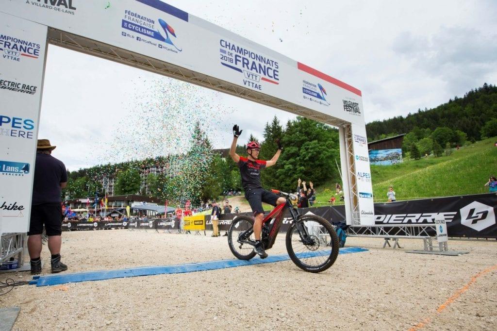 To 1o Παγκόσμιο Πρωτάθλημα της UCI για e-MTB είναι γεγονός!