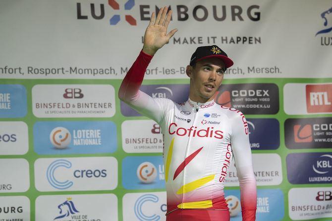 Ο Cofidis στοχεύει όλους τους κυλίνδρους στο Tour de Luxembourg