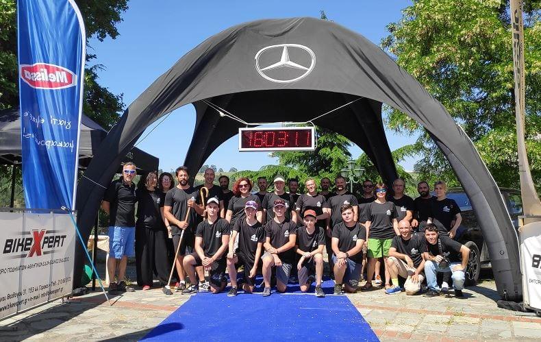 Οι φόρμες εγγραφής για εθελοντές, δημοσιογράφους και τουρισμό στο Bike Odyssey