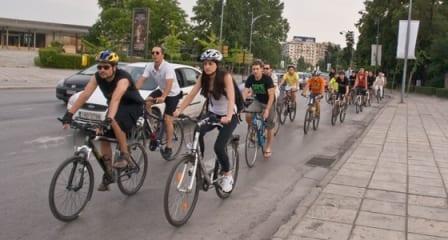 Συνεχίζονται και σήμερα οι ποδηλατοβόλτες στο Γέρακα!