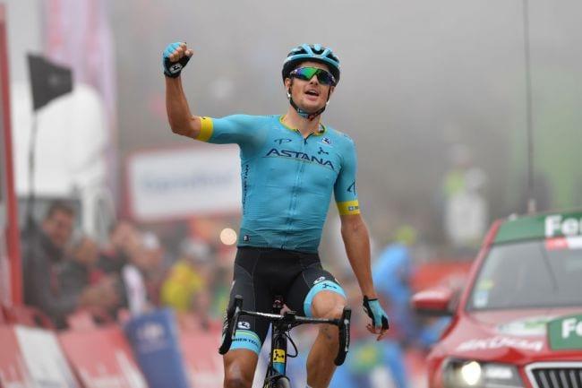 Vuelta a España: Ο Fuglsang κερδίζει το στάδιο 16 στο Alto de la Cubilla