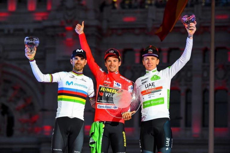 Primoz Roglic: ο «βασιλιάς» του Γύρου της Ισπανίας 2019!