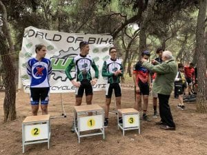 Ο ΣΥ.Φ.Α.ΓΕ. στον τελευταίο επίσημο αγώνα ποδηλασίας του 2019