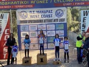Ο ΣΥ.Φ.Α.ΓΕ. με 2 πρωταθλητές Αττικής!
