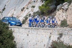Η Deceuninck Quick Step στην Ελλάδα για προπονητικό camp