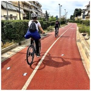 Η Αθήνα ανοίγει το δρόμo στο ποδήλατο και τους πεζούς