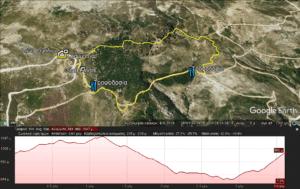 Ο ΣΥ.Φ.Α.ΓΕ. με 12 αθλητές στο Πανελλήνιο Ορεινής Ποδηλασίας