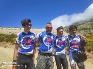 Πρώτα αποτελέσματα του ΣΥ.Φ.Α.ΓΕ. στο Πανελλήνιο Ορεινής Ποδηλασίας