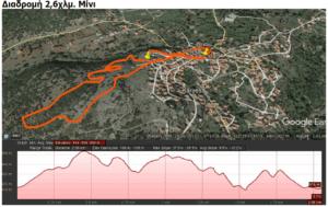 Το ποδηλατικό Σωματείο του Γέρακα (ΣΥ.Φ.Α.ΓΕ.) στις Καρυές Λακωνίας στους ΜΤΒ αγώνες