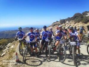 Με επιτυχίες και άψογη αθλητική εμφάνιση το σωματείο του Γέρακα στο Πανελλήνιο Πρωτάθλημα Ορεινής Ποδηλασίας 2020