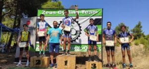 Το Σαββατοκύριακο που μας πέρασε το Ποδηλατικό Σωματείου του Γέρακα παραβρέθηκε σε 2 αγώνες